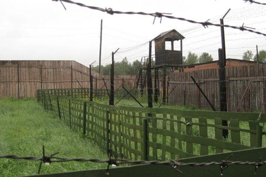 """Dive into history with Private day visit to """"Perm-36"""" Soviet repression camp"""