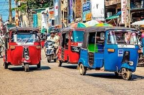Galle Sightseein Rickshaw Tour
