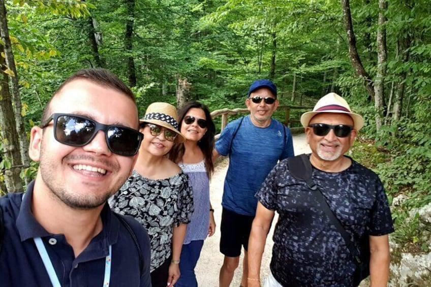 Plitvice Lakes National Park Day Trip from Split