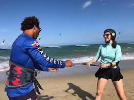 Entry Level Kite Flying Lesson