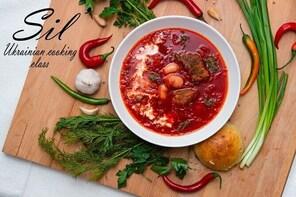 Sil' Ukrainian Cooking Class