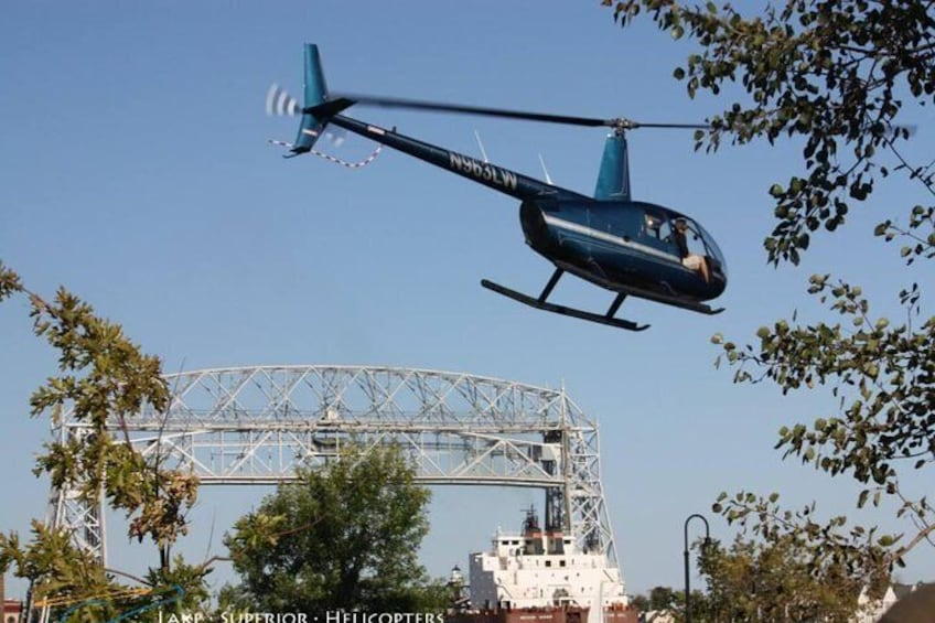 Show item 4 of 8. Aerial Lift Bridge sights