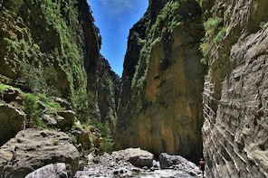 Samaria Gorge Excursion TR