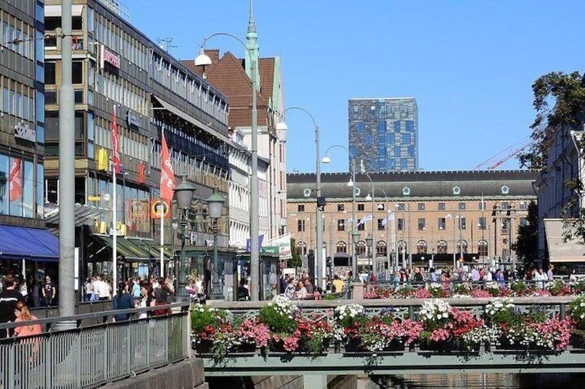 Hang out with locals in Gothenburg