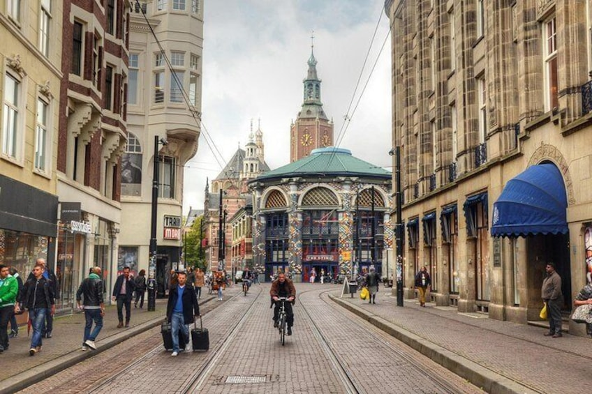 Hang out with locals in The Hague