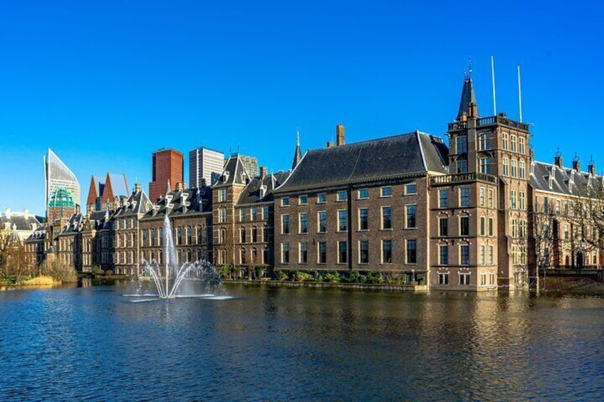 The Hague: Private Tour with a Local Guide