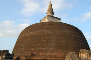 Private Day Trip to Anuradhapura Ancient City from Kandy