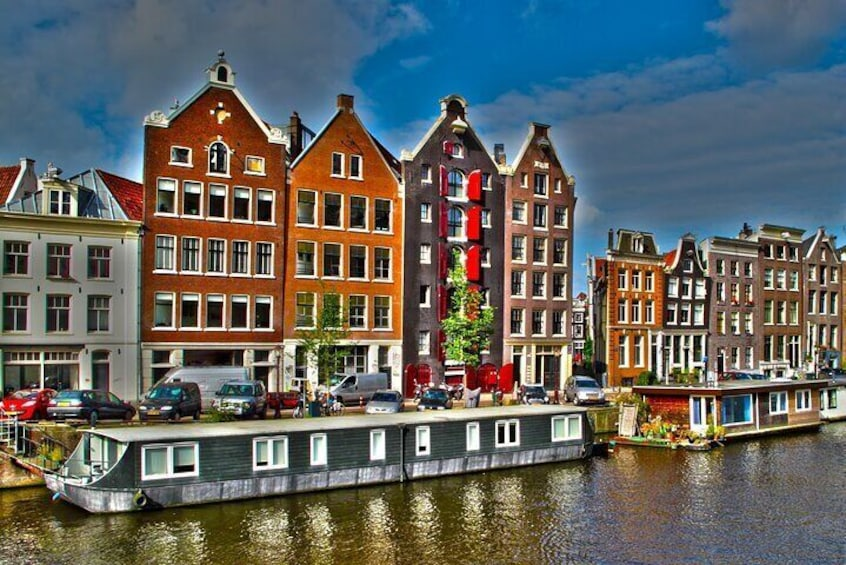 Amsterdam's Jewish Quarter Small-Group Walking Tour