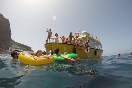 Snorkeling in El Perchel!