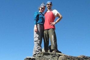 Trekking Summit of Challhua-co Hill