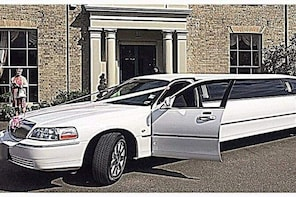 London Limouzine With Driver 4 Hours Hire
