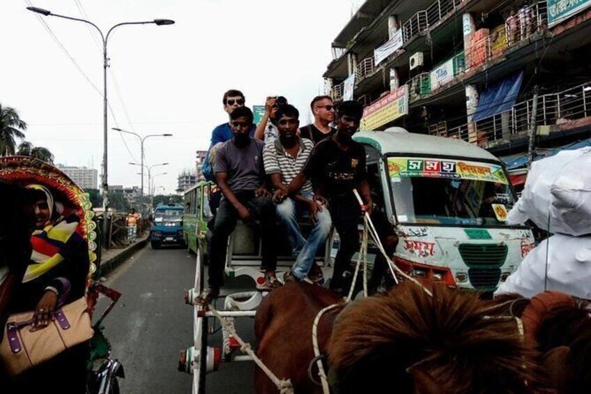 Fascinating Old Dhaka and Ship Breaking Yard Day Trip