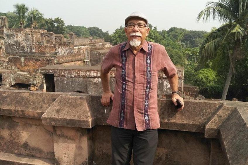 A Dutch traveler in Panam City