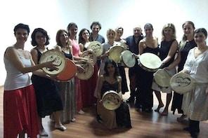 italian folk dances class