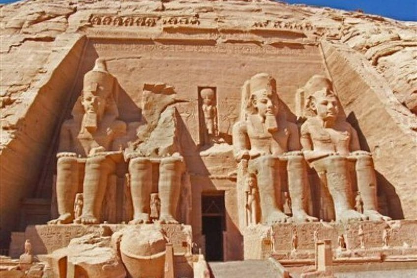 Show item 1 of 6. Private Day Tour To Abu Simbel From Aswan By Private Car