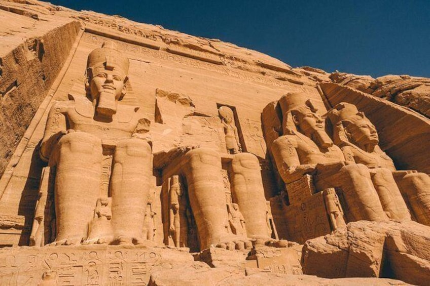 Show item 4 of 6. Private Day Tour To Abu Simbel From Aswan By Private Car