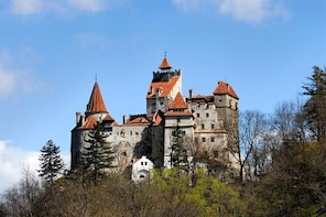 Bran Castle and Rasnov Fortress Tour from Brasov with Optional Peles Castle...