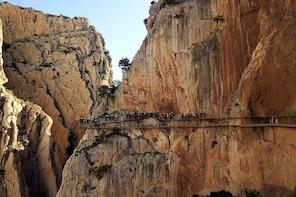 Excursion to the Caminito del Rey