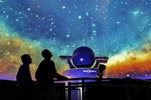Full Dome Planetarium Show at the Vanderbilt Museum