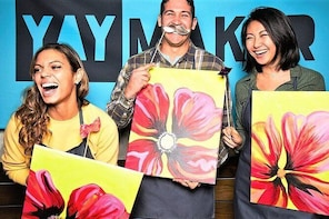 The Original Paint Nite Portland, Maine by Yaymaker