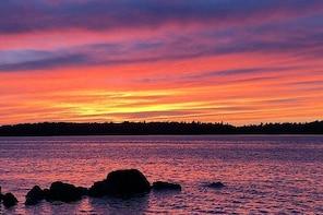 1000 Islands Sunset Cruise from Clayton, NY