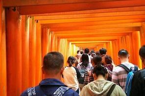 (Early Bird) Fushimi Inari & Nara Highlights Tour