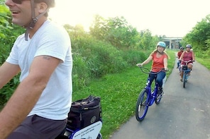 Guided Electric Bike Tour- Sweeping Historic Tour of Downtown with Views