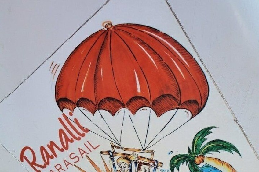 Show item 4 of 10. 300 Foot Parasailing Adventure in Fort Myers