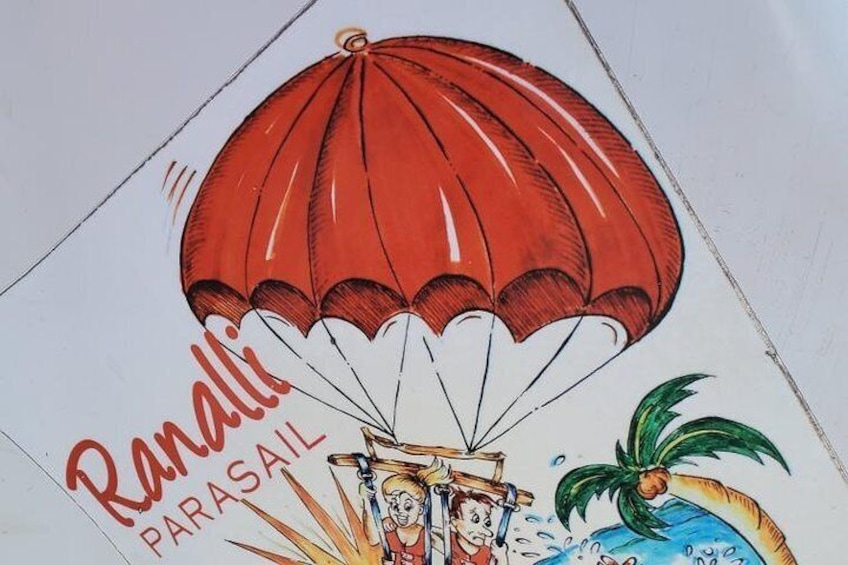 Show item 3 of 10. 300 Foot Parasailing Adventure in Fort Myers