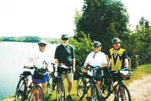 St Lawrence and Rideau Canal Cycle Tour