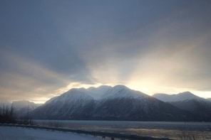 Sunrise City Tour of Anchorage