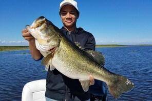 Lake Okeechobee Fishing Trips Near Palm Beach Florida