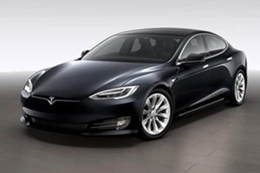Show item 2 of 9. Getaway to a luxury eco holiday house with free Tesla hire and charging included