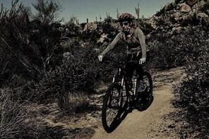 Sonoran Desert SUNSET Mountain biking/ 2.5 hr / Meet at Trail head/ 2 or mo...