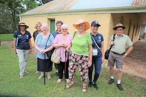 Historic Dairy Cottage tour