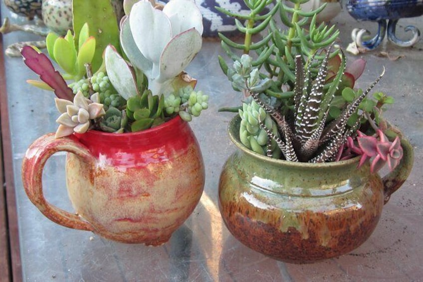 Show item 3 of 9. Play with Clay at Firestick Pottery