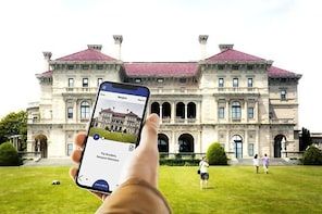 Newport's Bellevue Avenue Self-Guided Walking Tour Guide (Scenic & Historic...
