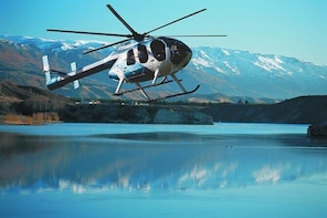 Full Day Scenic Heli Gold - Helicopter & Jetboating Family Tour From Queens...