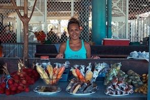 Moorea food tour (Tama'a street food tour)