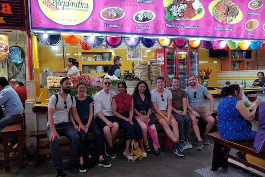 Show item 5 of 20. Oaxaca Street Food Tour