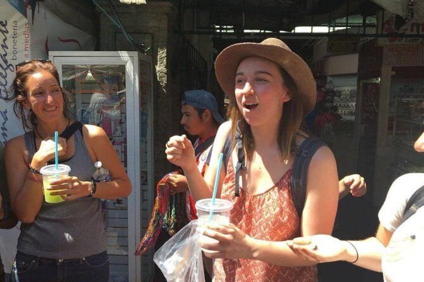 Show item 1 of 20. Oaxaca Street Food Tour