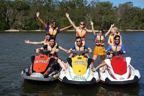 Small-Group Jet Ski Experience in Caloundra