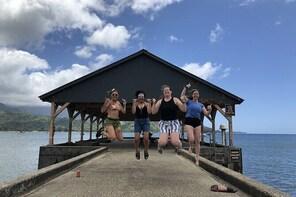Wild Hanalei Kauai Scavenger Hunt