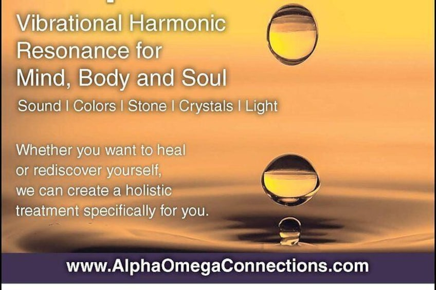 Alpha Omega Connections - A Spiritual Healing and Guidance Home