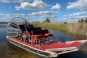 Private Airboat Adventure through the Florida Everglades - 1 Hour
