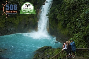 Tenorio Volcano: Rainforest, Waterfall & Sloths Private Day Trip