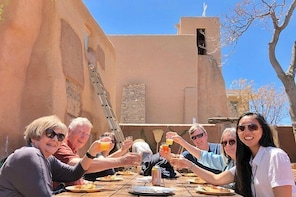 New Mexican Flavors Food Tour of the Santa Fe Plaza