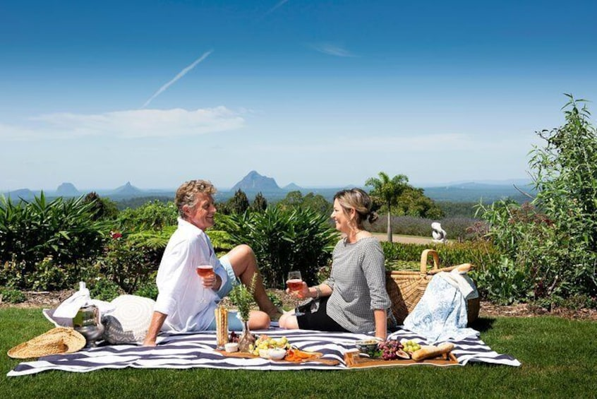 Grab some lunch items from our onsite Cafe for a picnic lunch