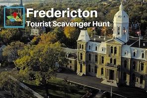 Fredericton NB Tourist Scavenger Hunt