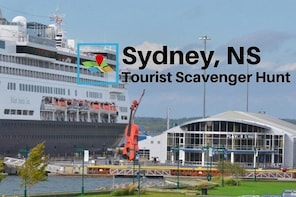 Sydney NS Tourist Scavenger Hunt